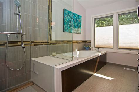 houzz modern bathrooms modern master bath modern bathroom st louis by