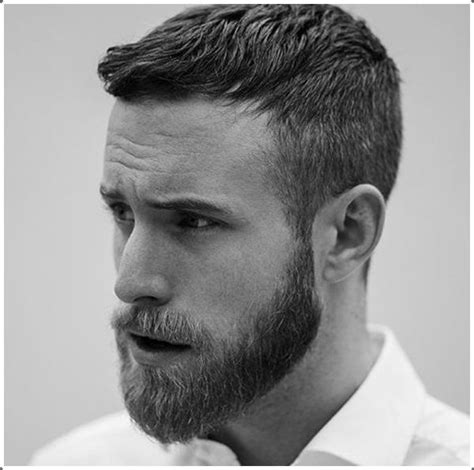 mens 40 hairstyles best 25 short hair with beard ideas on pinterest beard