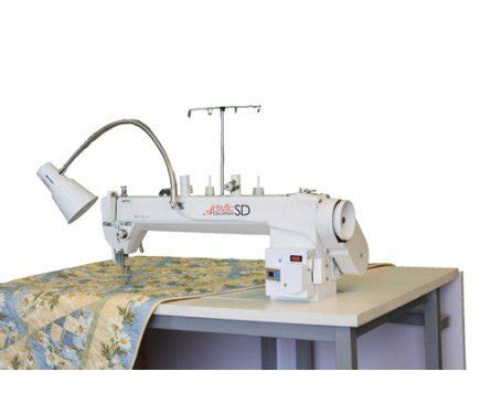 Sit Arm Quilting Machines by Artistic Quilter Sit Made By Tin Lizzie Company