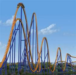 roller coasters with eye catching designs photos
