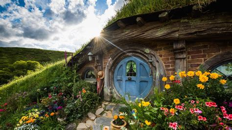 the hobbiton movie set new zealand world for travel experience the magic of hobbiton