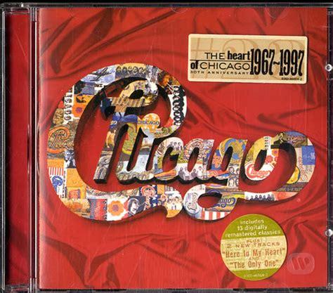 Cd Chicago The Of 1967 1988 chicago the of chicago 1967 1977 uk cd album cdlp 588427