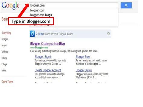 blogger uses how to create a blog using blogger com