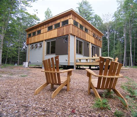 pre built tiny houses pre fab cottage tiny house swoon