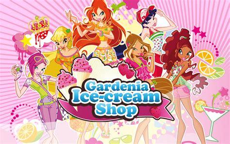 Gamis Gardenia gardenia shop winx club