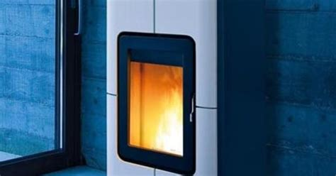 Eco Fireplaces And Kitchens by Eco Friendly Pellet Stoves By Mcz Cube Stove Series