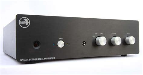 Speaker Subwoofer Sphinx rogue audio sphinx integrated lifier review