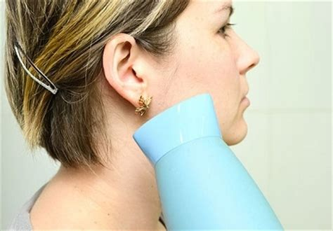Hair Dryer Ear Infection get rid of water in ear right now new health guide