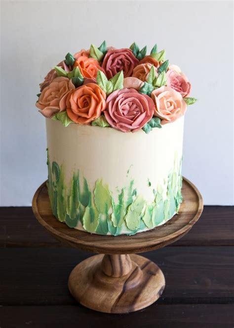 fiori cake design best 25 pretty birthday cakes ideas on