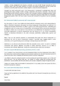 Cover Letter Criteria by Exle Cover Letter With Selection Criteria Cover Letter Templates