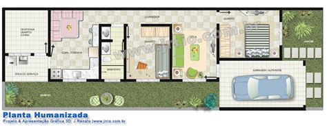Programa Para Desenhar Planta Baixa Com Medidas casas geminadas dicas plantas e projetos