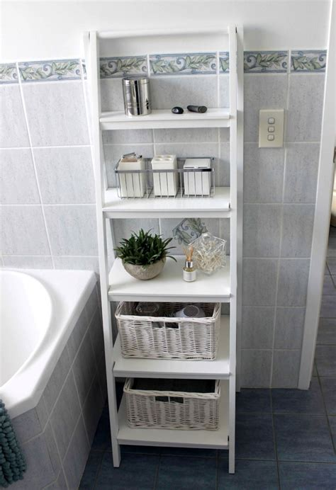 31 Unique Built In Bathroom Storage Ideas Eyagci Com Unique Bathroom Storage Ideas