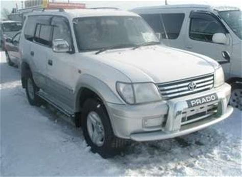 2000 Toyota Land Cruiser For Sale 2000 Toyota Land Cruiser Prado For Sale