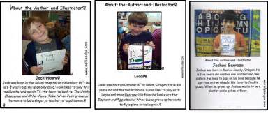 about the author template from folded books to kindergarten publishing nellie edge