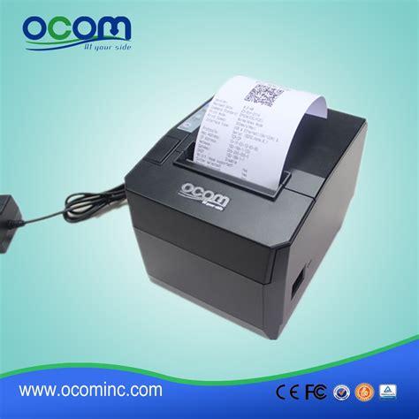 Printer Bluetooth Thermal 80mm bluetooth thermal printer