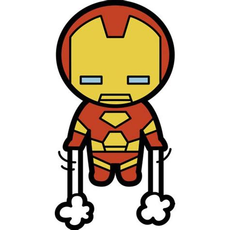 Marvel Wall Murals kawaii iron man fathead cumple pinterest kawaii and iron