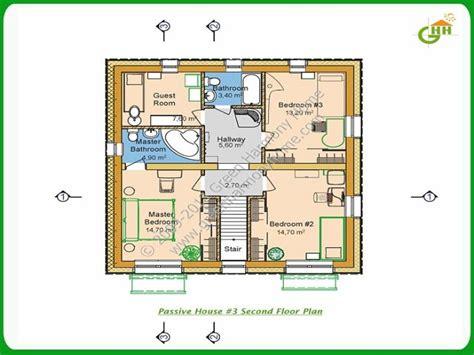 passive solar floor plans passive solar house plans simple passive solar house plans small solar house plans treesranch com