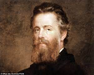 herman melville moby dick author herman melville named on 1840 whaling