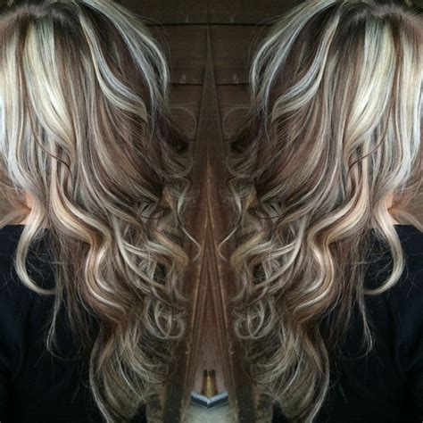 ways to low light short hair cool blonde highlights and chocolate low lights perfect