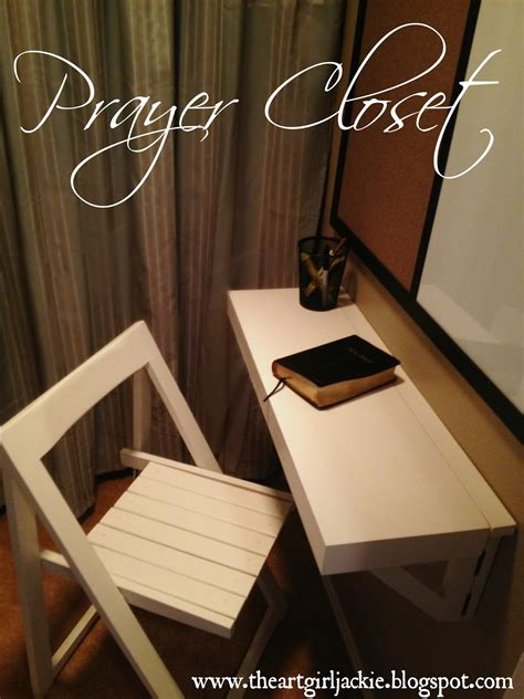 Prayer Closet by The Jackie
