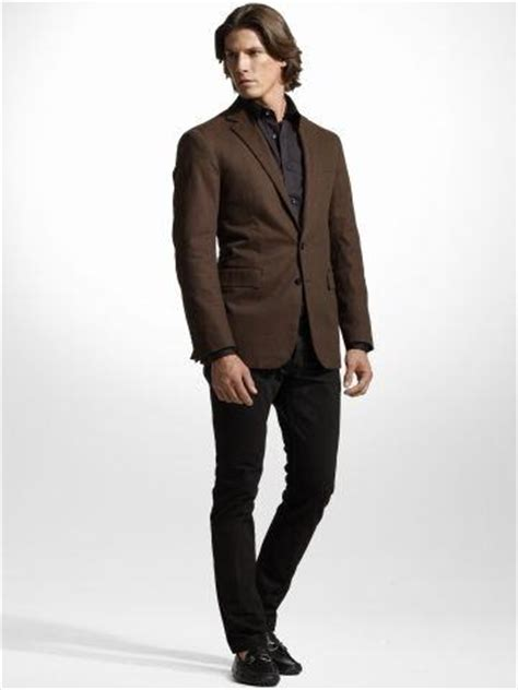 do brown jackets and black go together quora