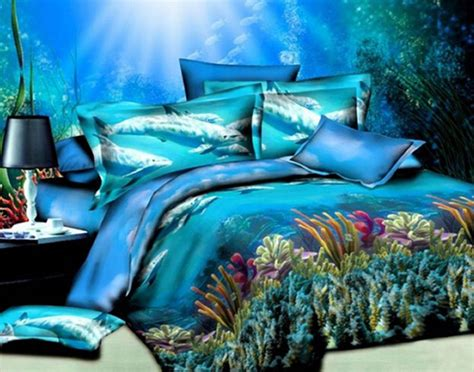 3d Duvet Cover Bedding Sets 3d Animal King Size Bed Quilt Duvet Sheet Cover 4pc Set Cotton Sanded 12 Ebay