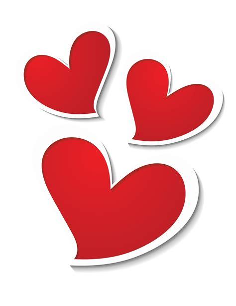 tree hearts three hearts clipart best