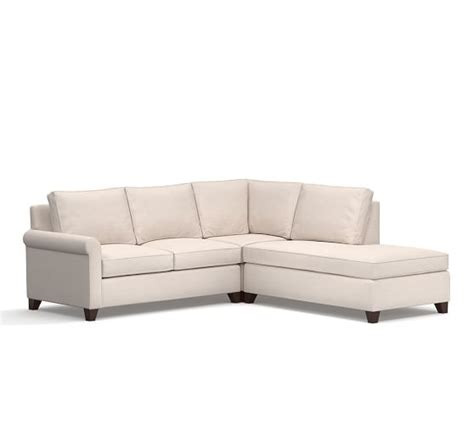 cameron sectional cameron roll arm upholstered 3 piece bumper sectional