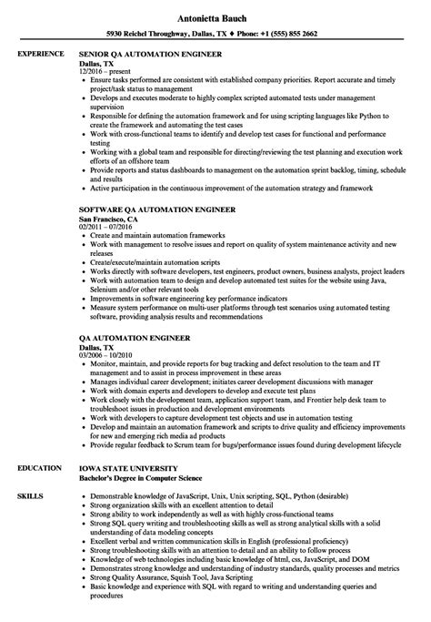 aerospace quality engineer cover letter resume template and cover