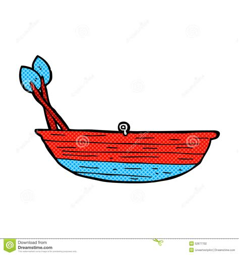 cartoon rowing boat management comic cartoon rowing boat stock illustration image 52877702