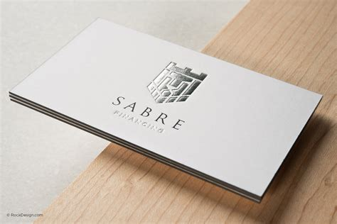 embossed name card template free emboss foil business card templates rockdesign