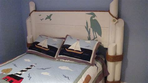 nautical headboard pin by sally gerdes on headboards pinterest