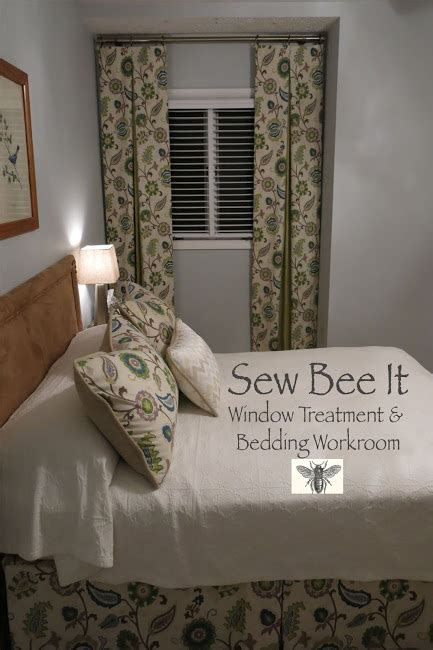 Sew Bee It Dressing Up Windows Beauty And Functionality | sew bee it dressing up windows beauty and functionality