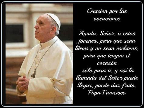 monja coje con el padre las 25 mejores ideas sobre oraciones del papa francisco en
