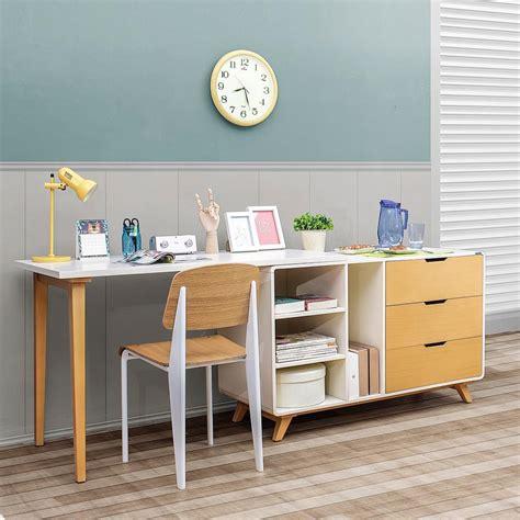 Meja Belajar Minimalis Modern 25 dekorasi dan desain ruang belajar minimalis modern