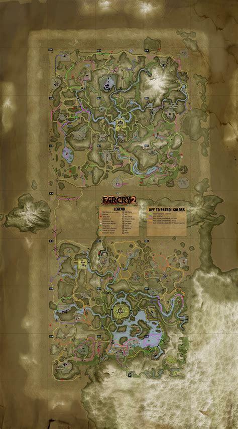 posts  patrols map   jackal image infamous