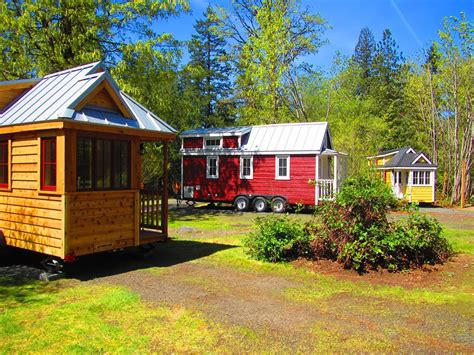 tiny house village try the minimalist lifestyle at this tiny house resort in oregon matador network