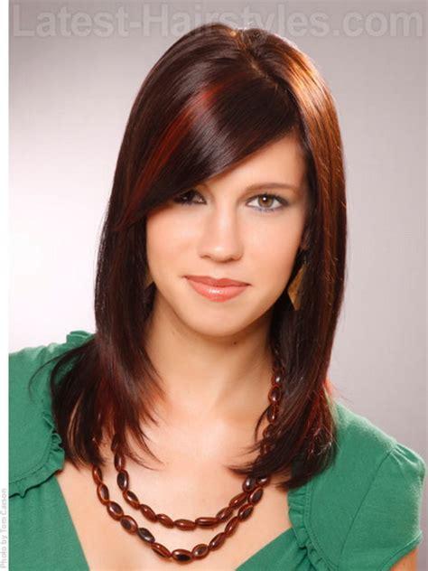 hairstyles girl images medium hairstyles for teenage girls
