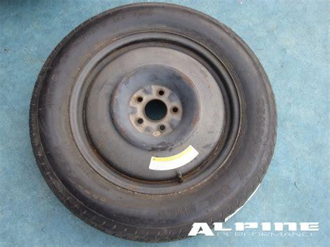 origianal  nissan murano  lug spare wheel rim tire   oem parts
