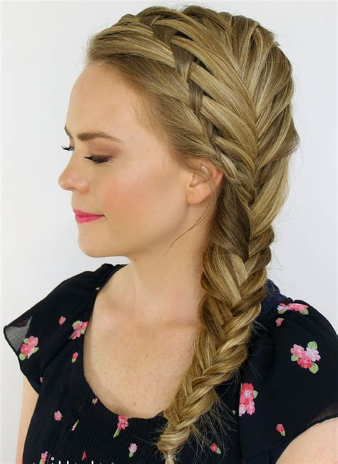who invented the fishtail braid what is its history articles hairstyles for christmas party easy hairstyles