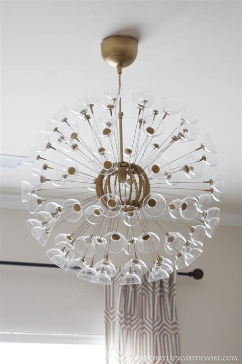 Handmade Chandeliers Lighting - remodelaholic 25 gorgeous diy chandeliers
