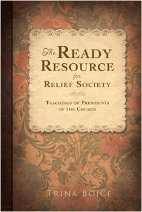 ready resource for relief society and melchizedek priesthood 2018 books 18 best images about relief society lessons on