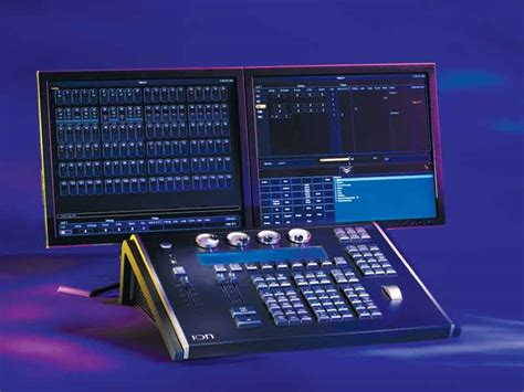 Etc Lighting Console by Wealthy Theatre Awarded Grant Hopes To Become World S