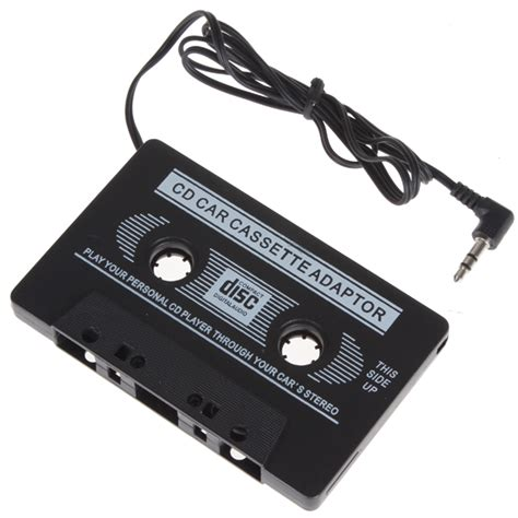 digital cassette car cassette adapter disc digital audio for ipod mp3