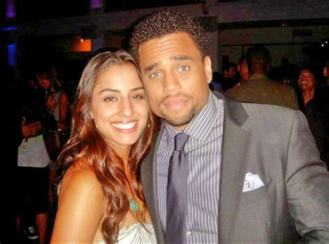 michael ealy wife age who s michael ealy s wife khatira rafiqzada wiki wedding