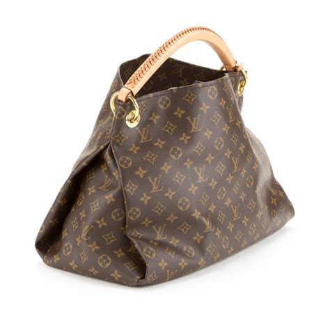 louis vuitton artsy mm bag louis vuitton monogram artsy mm bag authentic pre owned