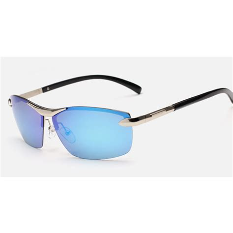 mens light tint sunglasses frameless polarized sunglasses louisiana brigade