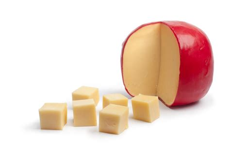 Cheesy Edam you tried these 6 substitutes for gouda cheese yet