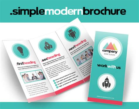 free design brochure templates ultimate collection of free adobe indesign templates
