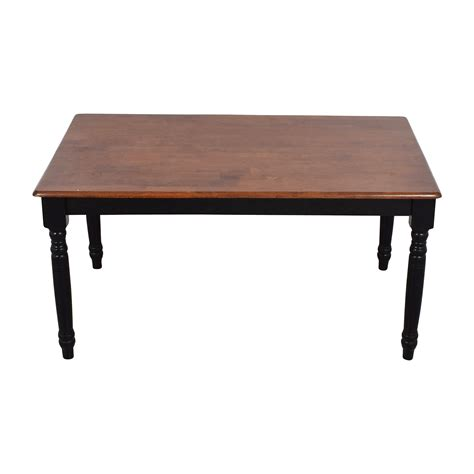 used wood dining table dinner tables used dinner tables for sale